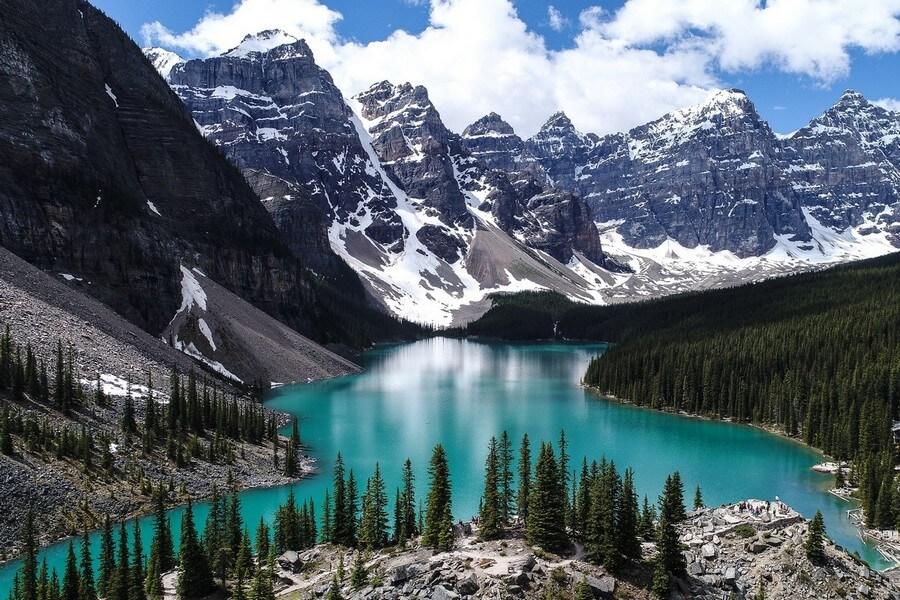 Национальный парк Банф – «зеленая жемчужина» Канады