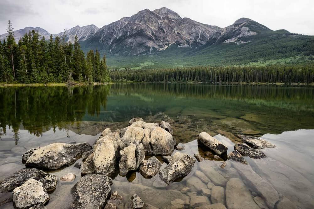 Национальный парк Джаспер в Канаде – царство гор и воды
