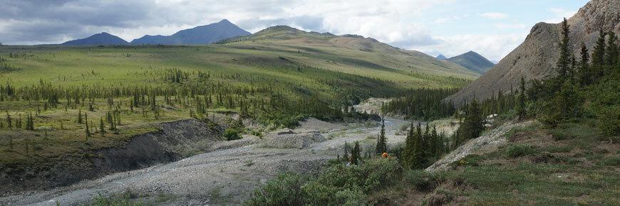 Национальный парк Иввавик (Айввавик) в Канаде